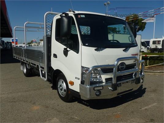 2018 Hino 300 Series 616 WA Hino - Trucks for Sale
