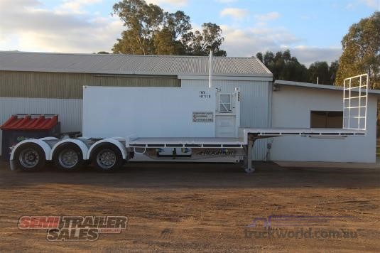 2010 Maxitrans 12 Pallet Semi A Trailer - Trailers for Sale