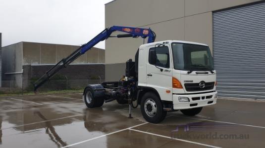 2007 Hino 500 Series GH Trucks for Sale