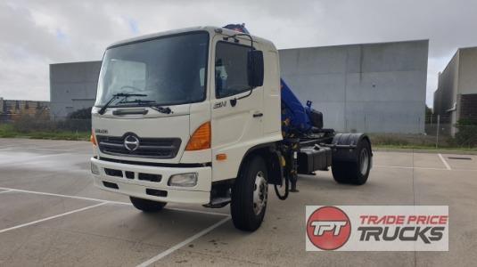 2007 Hino 500 Series GH Trade Price Trucks - Trucks for Sale