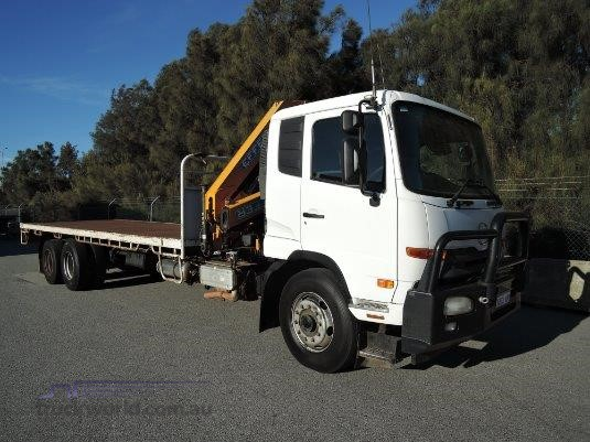 2012 Nissan Diesel UD PKC8E Trucks for Sale