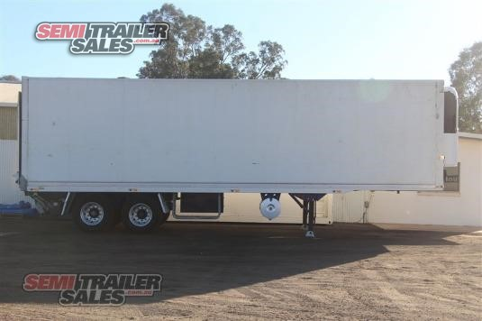 2006 FTE 18 PALLET REFRIGERATED PANTECH SEMI TRAILER Semi Trailer Sales - Trailers for Sale
