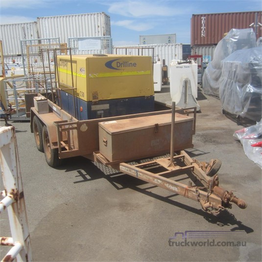 2005 Compair C50 Heavy Machinery for Sale