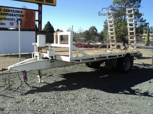 2002 Mak Trailers other Trailers for Sale