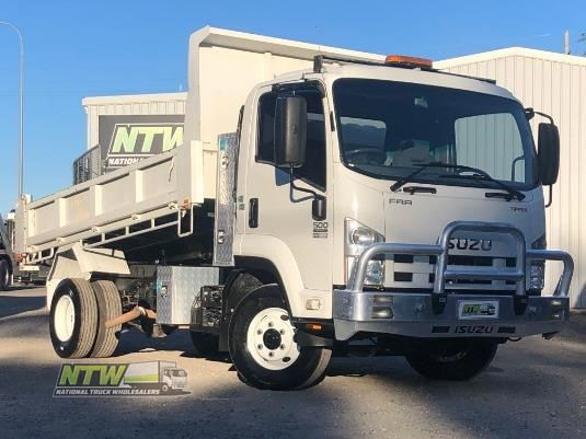 2010 Isuzu FRR 500 National Truck Wholesalers Pty Ltd - Trucks for Sale