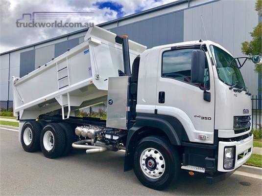 Isuzu Tipper Heavy Rigid - New & Used Sales in Australia - TruckWorld