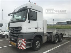 MERCEDES-BENZ ACTROS 3355  used