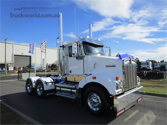 2010 Kenworth T408 - Trucks for Sale