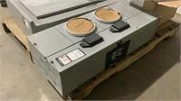 Meter Box and Breaker Box-