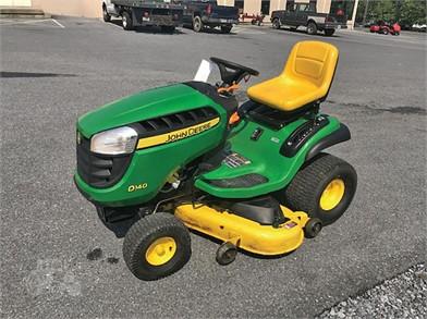 John Deere Riding Lawn Mowers For Sale - 3345 Listings