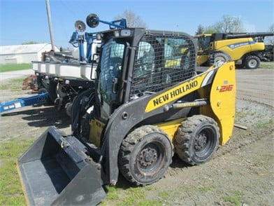 NEW HOLLAND L216 For Sale - 22 Listings   MachineryTrader.com - Page on