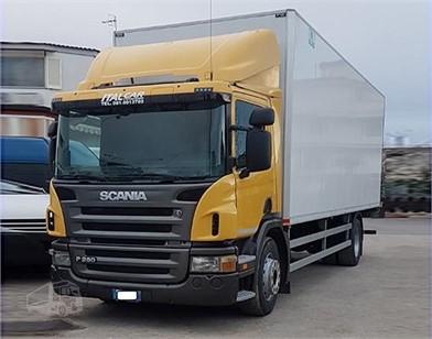 SCANIA P280 Lkws Zum Verkaufen - 42 Auflistungen | TruckPaper li