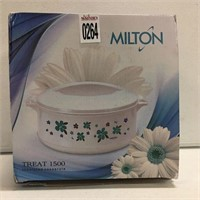 MILTON TREAT 1500 INSULATED CASSEROLE DISH