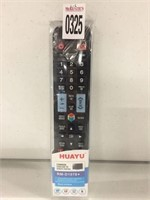 HUAYU COMMON LCD/LED TV REMOTE CONTROL