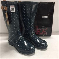 CHOORA WOMENS RAIN BOOTS SIZE 7