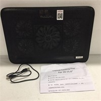 """LAPTOP COOLING PAD FOR 10-15.6"""""""