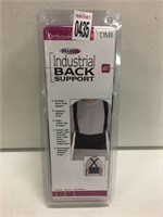 ORTHOPEDIC INDUSTRIAL BACK SUPPORT
