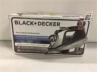 BLACK+ DECKER STEAM IRON