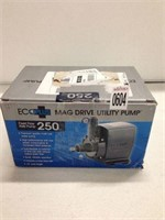 ECO PLUS MAG DRIVE UTILITY PUMP FIXED FLOW RATE