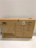 MOUNTING DREAM FULL-MOTION TV WALL MOUNT