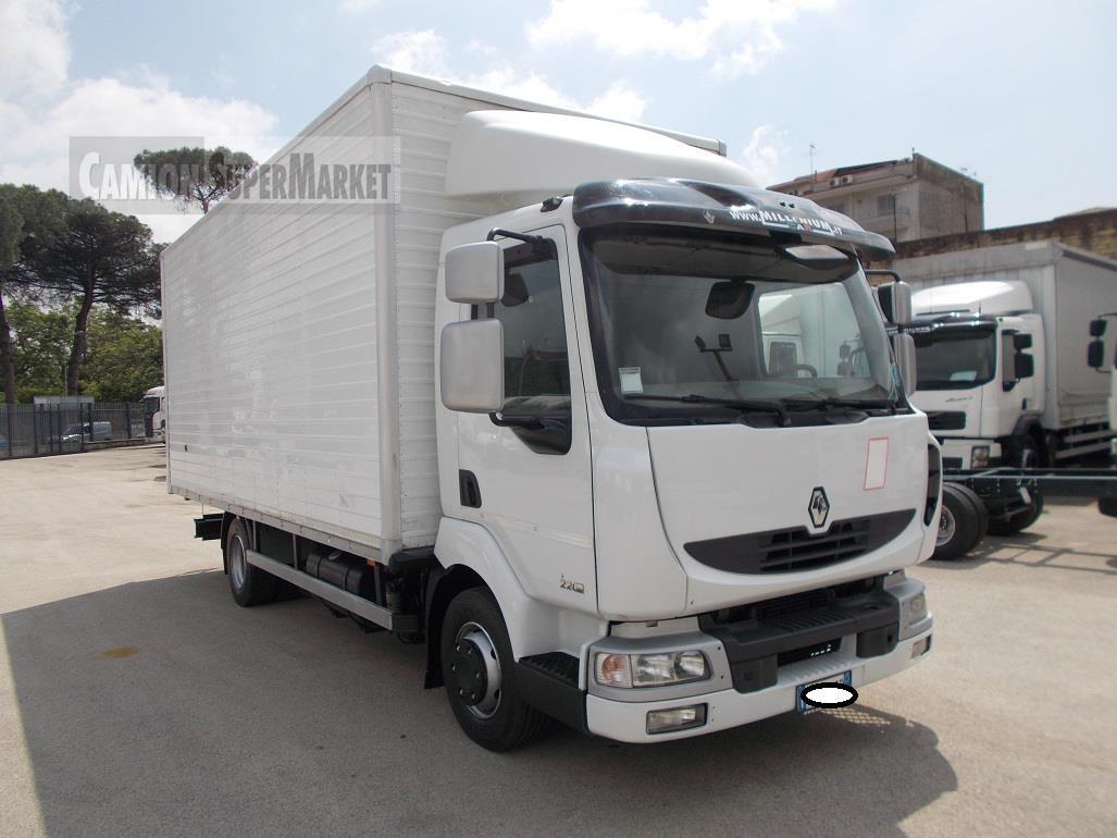 Renault MIDLUM 220 Uzywany 2011 Campania