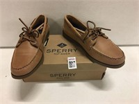 SPERRY MEN'S SHOES, SIZE 9
