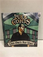 LUKE COMBS RECORD ALBUM