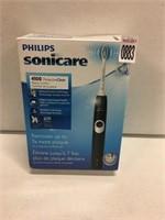 PHILIPS SONICARE 4100 ELECTRIC TOOTHRBUSH