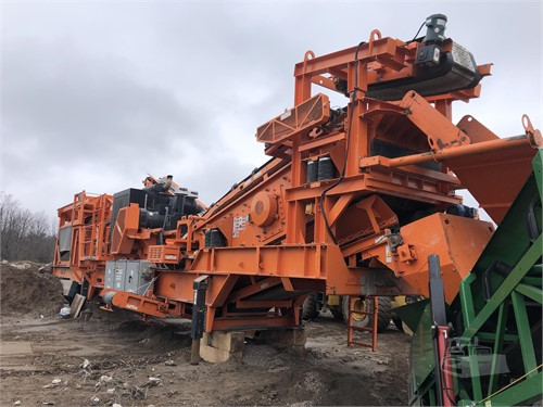 Eagle Crusher Construction Equipment For Sale By Maverick
