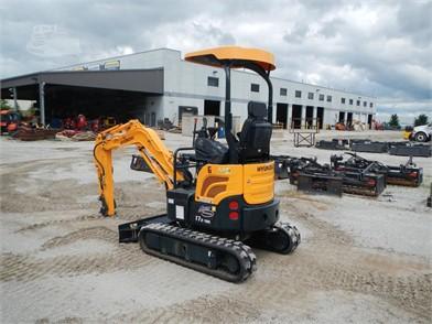 HYUNDAI Mini (Up To 12,000 Lbs) Excavators For Sale - 134