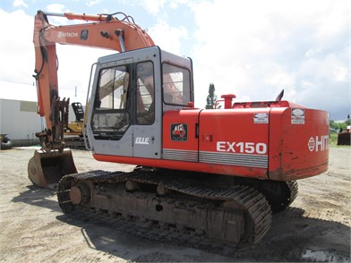 HITACHI EX150 For Sale - 5 Listings   MachineryTrader com - Page 1 of 1