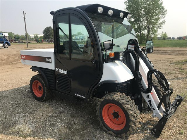 2019 BOBCAT TOOLCAT 5600 For Sale In Huron, South Dakota | www