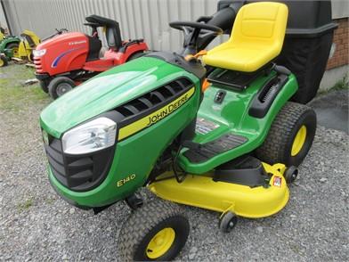 Gebruikt JOHN DEERE E140 Te Koop - 9 Advertenties   Tractor