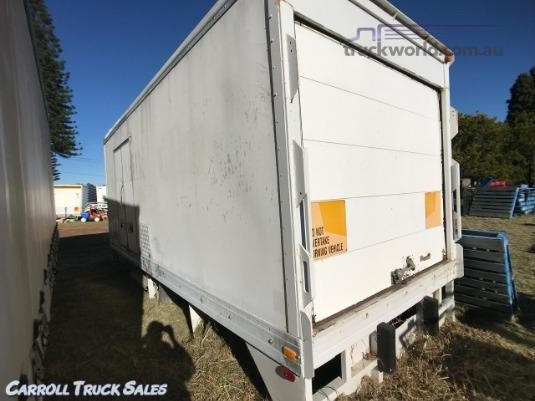 2000 Therma Truck Freezer Body Carroll Truck Sales Queensland - Truck Bodies for Sale