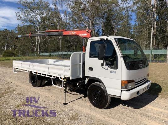 2002 Isuzu NPR 400 Hunter Valley Trucks - Trucks for Sale
