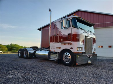 Cabover Trucks For Sale >> Peterbilt Cabover Trucks W Sleeper For Sale 19 Listings