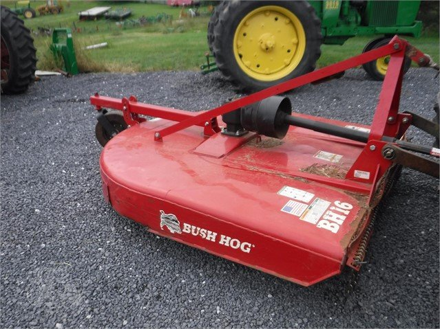 BUSH HOG BH6 For Sale In Broadway, Virginia | www shenvalleyequip com