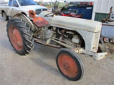 FERGUSON Tractors Auction Results - 16 Listings