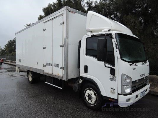 2011 Isuzu NQR 450 Premium Truck Wholesale WA - Trucks for Sale