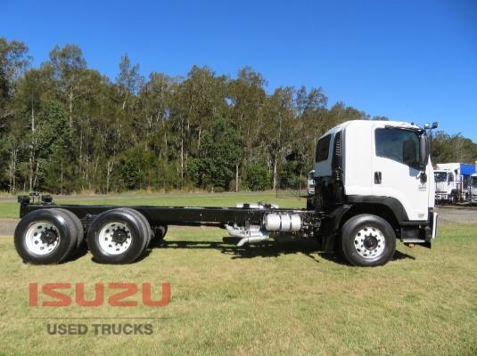 2008 Isuzu FVZ 1400 Auto Used Isuzu Trucks - Trucks for Sale