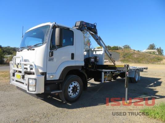 2012 Isuzu FVR1000 Used Isuzu Trucks - Trucks for Sale