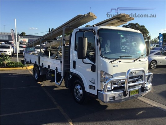 2016 Isuzu NPR Trucks for Sale
