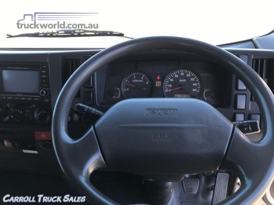 2010 Isuzu NNR 200 Crew Cab AMT Carroll Truck Sales Queensland - Trucks for Sale