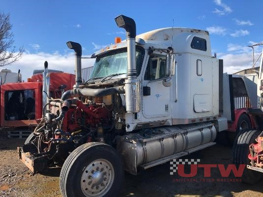 2009 International 9900i Eagle Universal Truck Wreckers - Wrecking for Sale