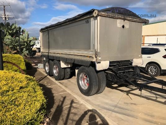 Hercules HEDT3 Super Dog Adelaide Truck Sales - Trailers for Sale