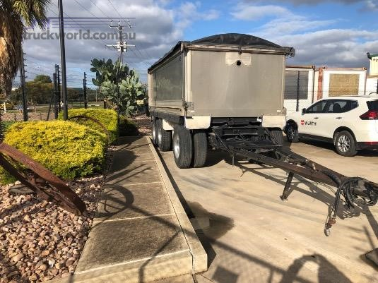 0 Hercules HEDT3 Super Dog Adelaide Truck Sales - Trailers for Sale