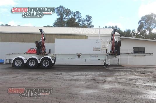 1999 Hammar SIDE LOADER SEMI TRAILER Semi Trailer Sales - Trailers for Sale