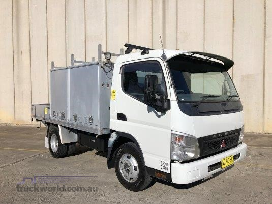2007 Mitsubishi Canter 2.0 - Truckworld.com.au - Trucks for Sale