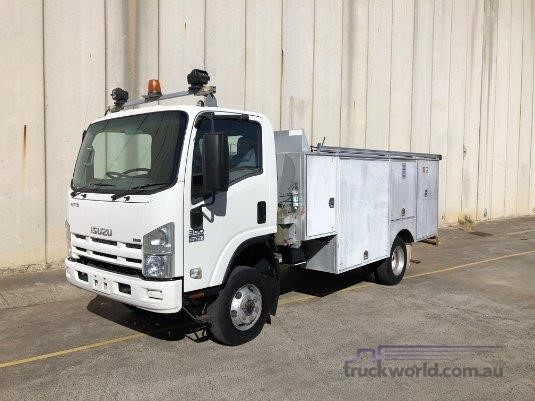 2008 Isuzu NPS 300 4x4 Trucks for Sale