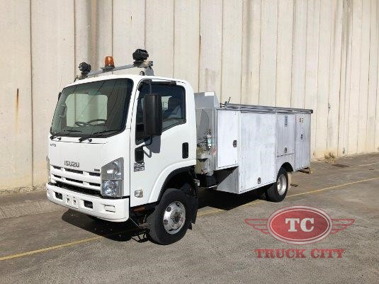 2008 Isuzu NPS 300 4x4 Truck City - Trucks for Sale